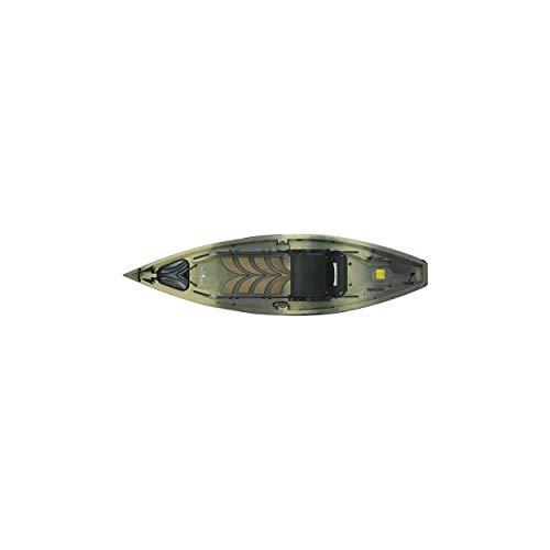 2021 NuCanoe Frontier 12 Kayak - Ultimate Fishing Kayak