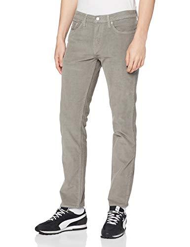 Levi's Herren 511 Slim Jeans, Steel Grey STR 14W Cord Gd, 36W / 30L