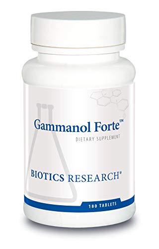 Biotics Research, Gammanol Forte 180 Tablets by Biotics Research
