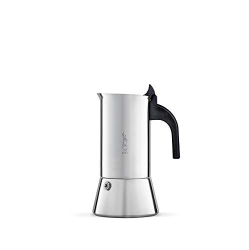 Bialetti Venus 4 Tassen Espressokocher / Induktion / Edelstahl