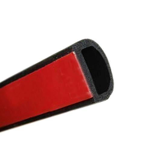 Etopars 160' D 8Meter Door Rubber Seal Weather Strip Weatherstrip Hollow Waterproof Car Auto 10X8mm