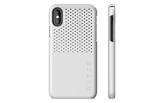 Razer Arctech Slim Mercury - für Apple iPhone XS (Schlanke Schutzhülle mit Thermaphene Perfürmance Technologie, verbesserte Smartphone Kühlung), Weiß