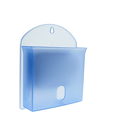 PrimeMatik - Portafolletos de pared magnético de 173x142x45mm para folletos