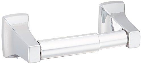 Moen P5050 Soporte de papel de baño, contemporáneo, cromo, Chrome Roller)