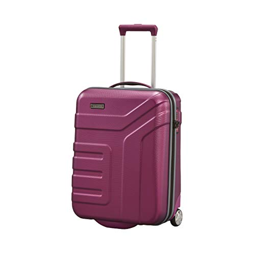 Travelite Vector 2-Rollen-Kabinentrolley S 55 cm Pflaume