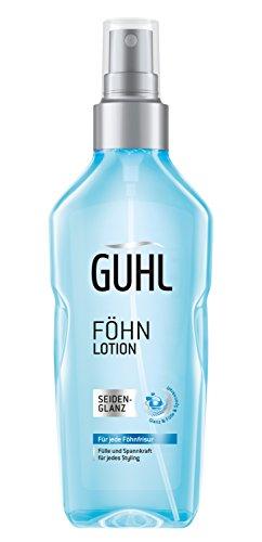 Guhl Föhn Lotion Seidenglanz- 2er Pack (2x 150 ml) -...