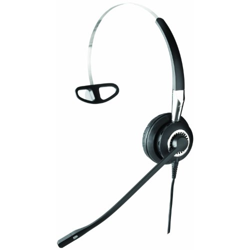 Save %34 Now! Jabra BIZ 2400 3-in-1 Mono Corded Headset for Deskphone with 3 Wearing Styles