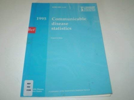 Communicable Disease Statistics: Statistical Tables, 1995: England and Wales (Opcs Series , No 22)