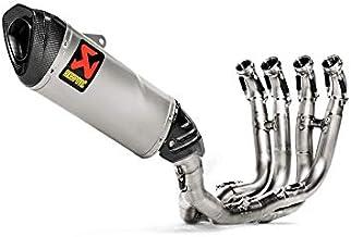 Akrapovic Evolution Titanium Full System Exhaust (Titanium with Carbon Fiber Cap) for 20 BMW S1000RR