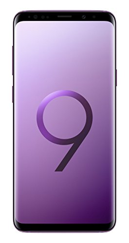 Samsung Galaxy S9 Plus 256GB Lilac Purple Smartphone Dual SIM 6,2 Zoll Touch-Display *Frei lite-am® USB-C Kabel*