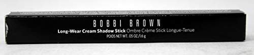 Bobbi Brown Long-Wear Cream Shadow Stick 02 Violet Plum for Women, 0.05 Ounce