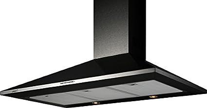 CATA OMEGA 900 BK De techo Negro 645m³/h D - Campana (645 m³/h, Canalizado, D, F, B, 57 dB)