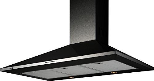 CATA OMEGA 600 BK Intégré au plafond Noir 645m³/h D - Hottes (645 m³/h, Conduit, D, F, B, 57 dB)
