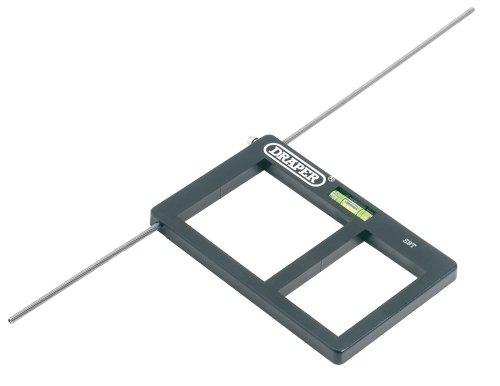 Draper 63955 Schablone für Einbausteckdosen