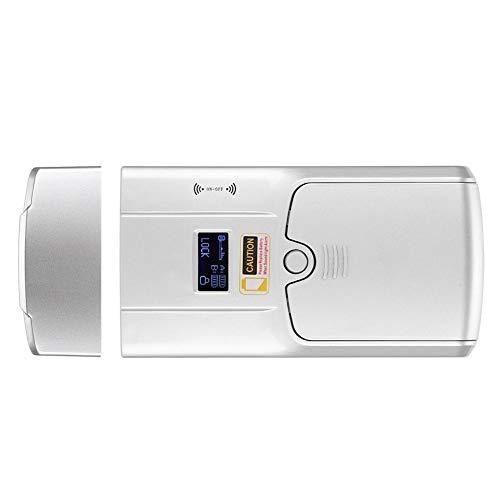 Wifi Smart Door Lock Smart Lock con cerradura de puerta electrónica inteligente teledirigida para Office Home