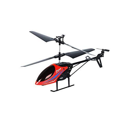 DBXMFZW Plaza de despegue y Aterrizaje con Control Remoto Helicóptero Smart Hovering RC Plane en el avión Avión Ajustable RC Avión de Aviones con giroscopio Incorporado niño