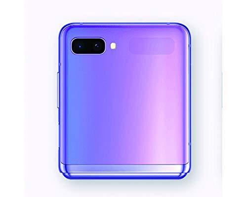 Samsung Galaxy Z Flip 4G LTE Model SM-F700N / 256GB / Unlocked SIM フリー (Mirror Purple)