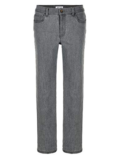 John F. Gee 5-Pocket Jeans in bequemer Passform Grey