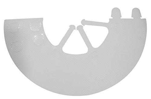 CROCI Collier Protecteur pour Chiens 7,5 cm