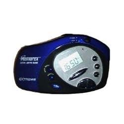 Memorex: 2xtreme Digital AM/FM Radio