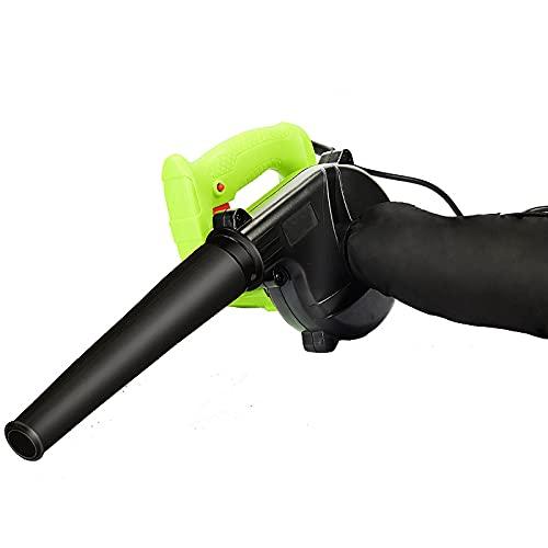 LINGXIU Eliminación De Polvo Doméstico Mini Aspiradora De Alta Potencia Secador De Pelo Soplador Motor Fuerte para Aumentar La Hoja del Ventilador