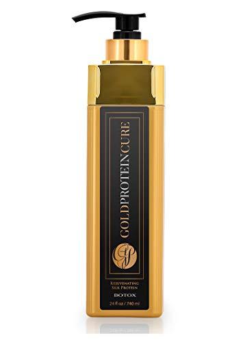 GPC B-O-T-OX Silk Protein Hair Treatment -Black Caviar Organic Coconut Oil Organic Argan,Organic Hemp Seeds,Organic Marula,Organic Peppermint Oils MAKERS OF KERATIN CURE 24 OZ (740ml/ 24.0 Oz)