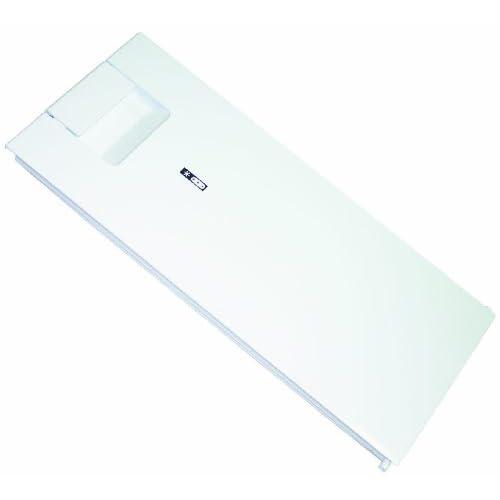 Indesit C00063308 - Sportello originale per congelatori di marca Ariston, Hotpoint, Merloni, Indesit con guarnizioni e maniglia incluse, colore: Bianco