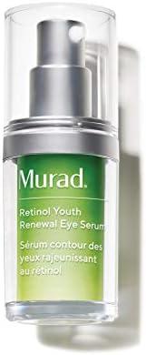Murad Resurgence Retinol Youth Renewal Eye Serum Retinol Eye Serum for Lines and Wrinkles Anti product image