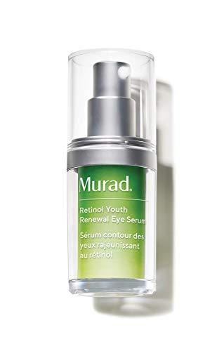 Murad Resurgence Retinol Youth Renewal Eye Serum - Retinol Eye Serum for Lines and Wrinkles - Anti-Aging Retinol Serum for Under Eye and Eyelids - Youth Serum for Smoother Skin, 0.5 Fl Oz