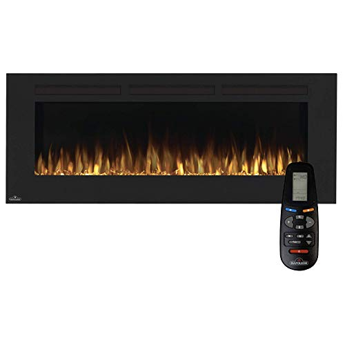 Napoleon Premium Fire - Allure™ Series (60) - Elektrokamin, Kamin elektrisch, elektrischer...