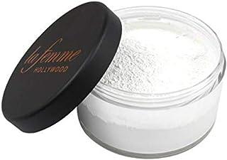 La Femme Velvet Touch Face Powder - White