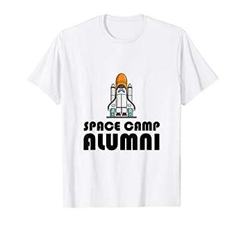 Space Camp Alumni Funny Nerd T-Shirt T-Shirt