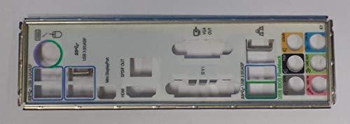 ASUS Z87-PLUS - Blende - Slotblech - I/O Shield #301601