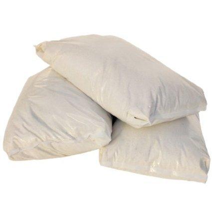 Sacco da 25 kg Sabbia al Quarzo per Pompa A Sabbia Piscina GRANULOSITA' 0,8-1,2 kg 25 Compatibile con Pompe Bestway e Intex