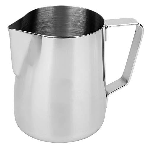 【 】 Arte que hace la taza de la jarra de leche...