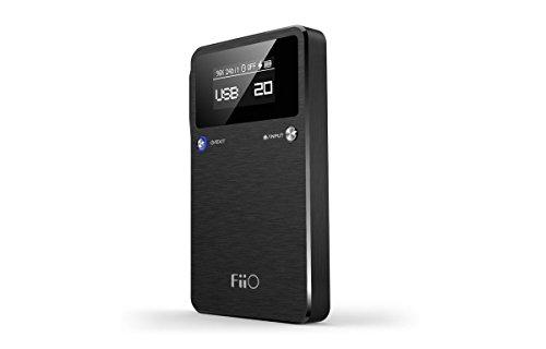 Fiio E17K ALPEN 2 USB DAC Headphone Amplifier