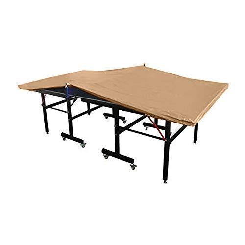 Robuste Tischtennis-Abdeckungen für drinnen und draußen, wasserdicht und staubdicht, schützt und verhindert Beschädigungen, witterungsbeständig und passend für die meisten Tische