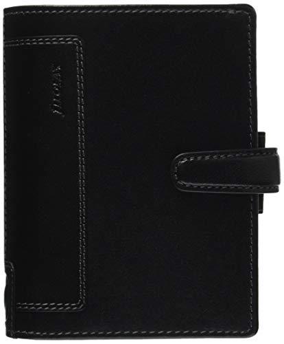 Filofax 25115 Pocket Holborn,1 Woche / 2 Seiten - multilingual, schwarz