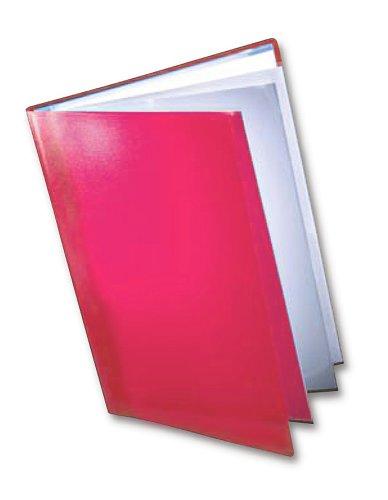 Dekko - Raccoglitore ad anelli formato A3, colore: lampone, rosa