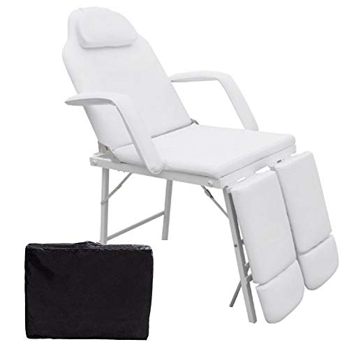 Top 10 Best massage table spa adjustable legs white Reviews