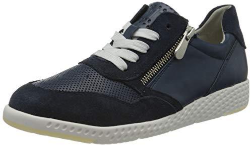 MARCO TOZZI 2-2-23779-24, Zapatillas Mujer, Azul Navy Comb 890, 37 EU