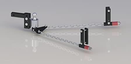 Andersen Hitches 3324 No Sway Weight Distribution Hitch Includes Sample of Bug Gone 4 5 6 Universal Frame Brackets 3 4 4 Drop//Rise Includes Sample of Bug Gone 5 2 Ball 6 Universal Frame Brackets