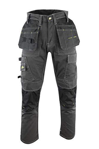Work Pants Gray