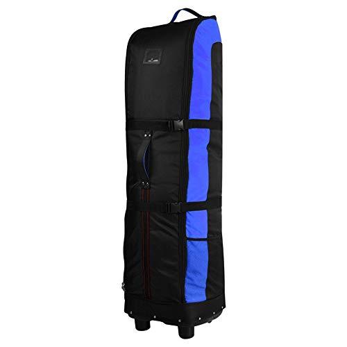 Golf Aviation Bag Golf-Reisetasche Holiday Golf Aviation Bag Verdickter Golf Airbag Aircraft Check Bag Faltbarer mit Flaschenzugbeutel Golf Deluxe Travel Cover ( Farbe : C3 , Größe : 141*38*31cm )