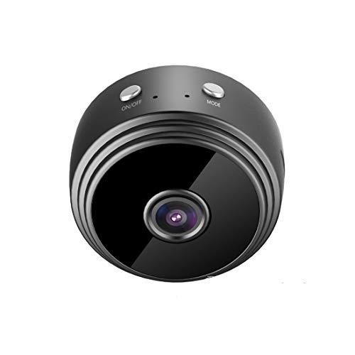 1080p HD Hot Link Grabadora de cámara de vigilancia remota, Mini cámara espía Oculta con visión Nocturna y visualización remota, WiFi inalámbrico, Seguridad para el hogar Oculta