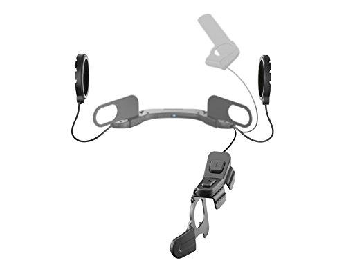 Sena 10U-SC-01 Bluetooth-Kommunikationssystem mit Handlebar Remote für Schuberth C3/C3 Pro für Motorräder
