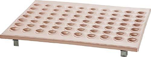 Hendi 149553 Teglia per Pancake Olandesi