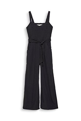 edc by ESPRIT Damen Jumpsuit, Grau (Anthracite) - 3
