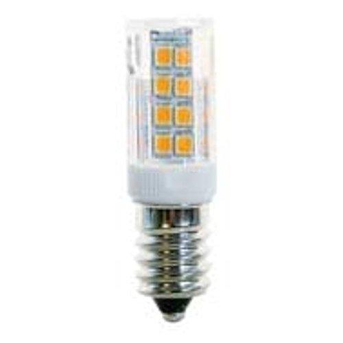 LED Lampe T16/T26, E14, 4,0W, Epistar, 300°, 6000K, 220VAC, LM350, RA>80, 16*54mm, auch in Kühlschränken einsetzbar