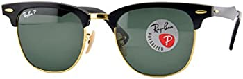 Ray-Ban RB3507 Clubmaster Square Unisex Sunglasses